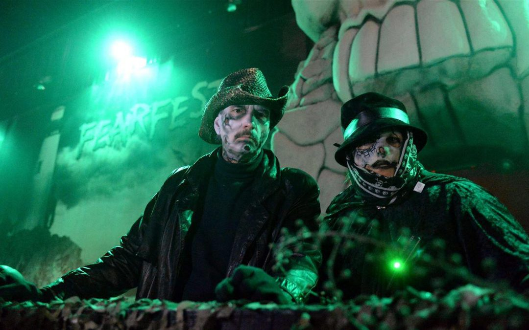 Ghostly Manor Thrill Center puts months of work into seasonal scare Lake Eerie Fearfest